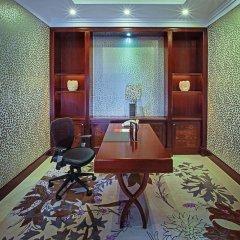 Soluxe Hotel Guangzhou в номере