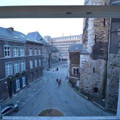 Отель Amosa Liège балкон