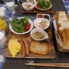 Отель Pension Piremon Хакуба питание