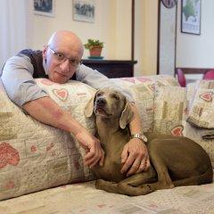 Hotel Nobile Кьянчиано Терме с домашними животными