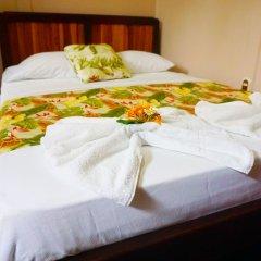 Отель Cabinas Tropicales Puerto Jimenez Ринкон в номере