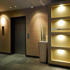 Отель Sotetsu Fresa Inn Tokyo-Kyobashi интерьер отеля