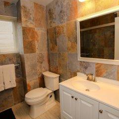 Отель Perez Ipao Apartments США, Тамунинг - отзывы, цены и фото номеров - забронировать отель Perez Ipao Apartments онлайн ванная