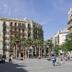 Отель Flateli Jaume Fabra Испания, Барселона - отзывы, цены и фото номеров - забронировать отель Flateli Jaume Fabra онлайн фото 8