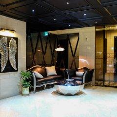 Отель Cullinan Wangsimni Южная Корея, Сеул - отзывы, цены и фото номеров - забронировать отель Cullinan Wangsimni онлайн интерьер отеля