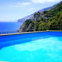 Отель Villa Conca Smeraldo Конка деи Марини бассейн фото 3