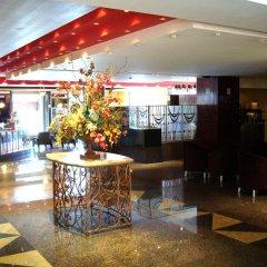 Hotel Cervantes Гвадалахара интерьер отеля