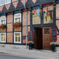 Отель Bayrischer Hof Германия, Вольфенбюттель - отзывы, цены и фото номеров - забронировать отель Bayrischer Hof онлайн фото 9