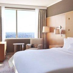 Отель The Westin Warsaw Польша, Варшава - 3 отзыва об отеле, цены и фото номеров - забронировать отель The Westin Warsaw онлайн комната для гостей фото 5