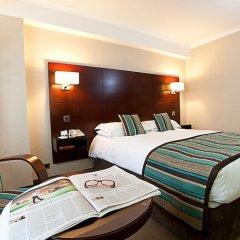 Danubius Hotel Regents Park сейф в номере