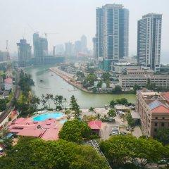 Отель Hilton Colombo Шри-Ланка, Коломбо - отзывы, цены и фото номеров - забронировать отель Hilton Colombo онлайн балкон