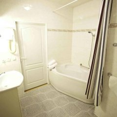 Отель NABUCCO Прага ванная фото 2