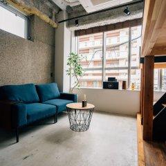 mizuka Daimyo 2 unmanned hotel Фукуока комната для гостей фото 3