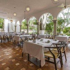 Отель Hacienda Santa Cruz питание фото 2