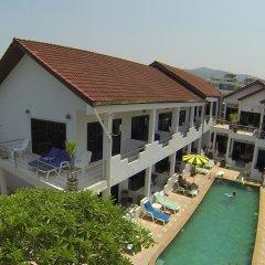 Отель Kamala Dreams балкон