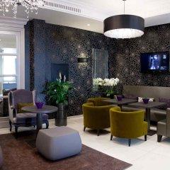 Гостиница Mercure Арбат Москва интерьер отеля