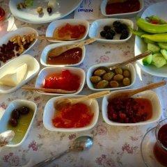 Отель Derin Butik Otel Сыгаджик питание