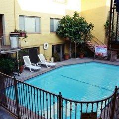 Отель Hollywood Downtowner Inn США, Лос-Анджелес - отзывы, цены и фото номеров - забронировать отель Hollywood Downtowner Inn онлайн детские мероприятия