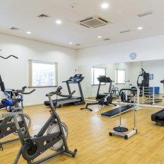 Отель Jardim do Vau фитнесс-зал
