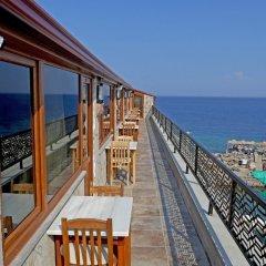 Assos Hotel балкон