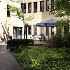 Отель acama Hotel & Hostel Kreuzberg Германия, Берлин - 1 отзыв об отеле, цены и фото номеров - забронировать отель acama Hotel & Hostel Kreuzberg онлайн фото 8