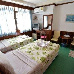 Отель Krabi Grand Hotel Таиланд, Краби - отзывы, цены и фото номеров - забронировать отель Krabi Grand Hotel онлайн комната для гостей фото 5