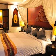 Отель Navatara Phuket Resort 4* Стандартный номер с различными типами кроватей