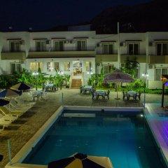 Отель Tsambika Sun Парадиси бассейн