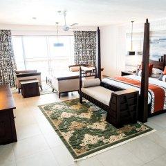 Отель Royal Zanzibar Beach Resort All Inclusive комната для гостей фото 5