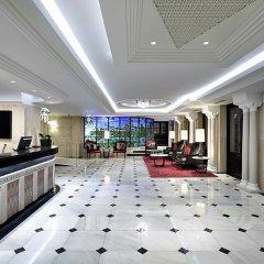 Отель Eurostars Conquistador Испания, Кордова - 1 отзыв об отеле, цены и фото номеров - забронировать отель Eurostars Conquistador онлайн интерьер отеля фото 3
