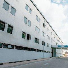 Отель Ambassador City Jomtien (MARINA TOWER WING) На Чом Тхиан парковка