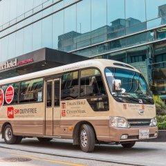 Отель Tmark Hotel Myeongdong Южная Корея, Сеул - отзывы, цены и фото номеров - забронировать отель Tmark Hotel Myeongdong онлайн городской автобус