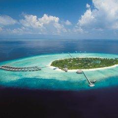 Отель Ja Manafaru (Ex.Beach House Iruveli) Остров Манафару приотельная территория