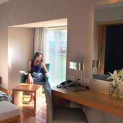 Bellis Deluxe Hotel Турция, Белек - 10 отзывов об отеле, цены и фото номеров - забронировать отель Bellis Deluxe Hotel онлайн удобства в номере