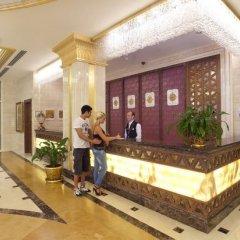 Отель Crystal Palace Luxury Resort & Spa - All Inclusive Сиде интерьер отеля