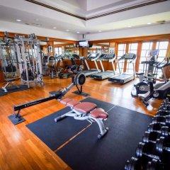 Banyan Tree Phuket Hotel фитнесс-зал