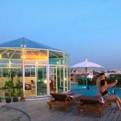 Отель Bansabai Hostelling International Таиланд, Бангкок - 1 отзыв об отеле, цены и фото номеров - забронировать отель Bansabai Hostelling International онлайн бассейн фото 2