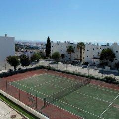 Апартаменты Albufeira Jardim Apartments спортивное сооружение