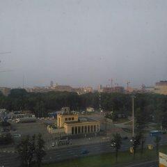 Апартаменты Lakshmi Dinamo Studio View балкон