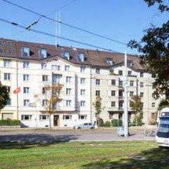Отель Coronado Цюрих городской автобус