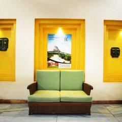 Hotel Maria del Carmen интерьер отеля фото 3