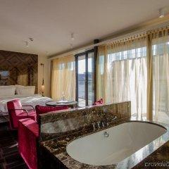 Отель LAMEE Вена ванная