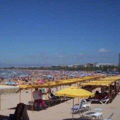 Monica Hotel пляж