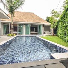 Отель AYG Marum Private Pool Villa бассейн