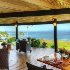 Отель Taveuni Island Resort And Spa питание фото 2