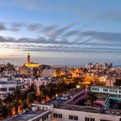 Отель Atlas Almohades Casablanca City Center городской автобус