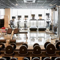 Hotel Newv фитнесс-зал фото 4