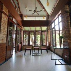 Suparee Park View Hotel интерьер отеля