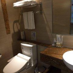 Отель Green World Taipei Station ванная