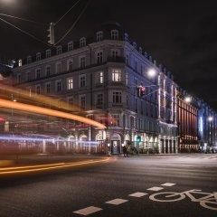 Отель Alexandra Дания, Копенгаген - отзывы, цены и фото номеров - забронировать отель Alexandra онлайн вид на фасад фото 3